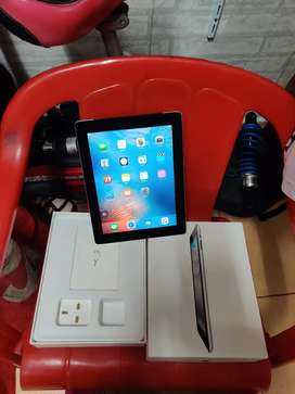 tablet apple ipad 2 wifi only 64gb fullset mantap x ios9.3.5