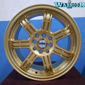 Velg Original Design HSR SIAK R17 Buat Mobilio-Avanza-Jazz-Yaris-Dll