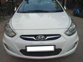 Hyundai Verna Fluidic CRDi 1.6 EX Automatic, 2013, Diesel