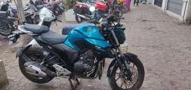 Yamaha FZ 25 2018 model ( Sapphire Blue )