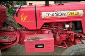 Very Good condition tractor . Up 13 No. June 2011 model