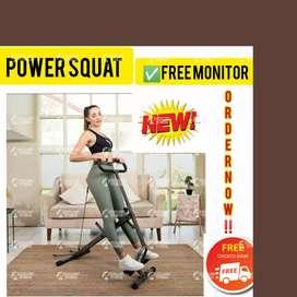 hit power squat power rider horse rider D-097