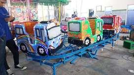 pabrik wahana sepeda air perahu fiber kereta mini panggung odong 11
