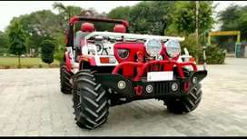Modified open Jeeps Willy's jeep Hunter Jeep Wrangler