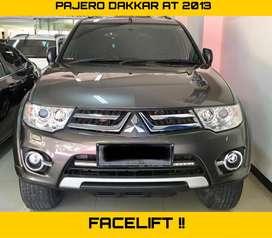 PAJERO DAKAR VGT Diesel Matic 2013. Ada juga 2016
