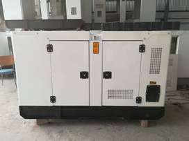 30 Kva Brand New Uk Technology Generator with 18 months warranty  Avai