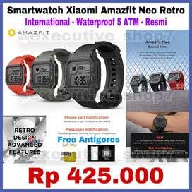 Smartwatch AMAZFIT 100% ORIGINAL Garansi 1 Tahun