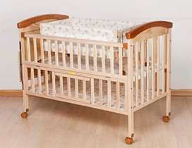 Baby Craddle cum baby bed (0- 5 years)