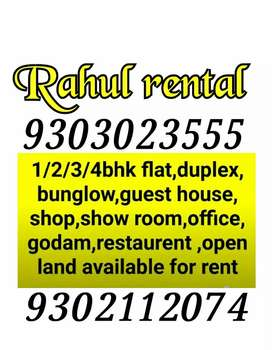 RENTAL solution- all type residential and commercial space provid