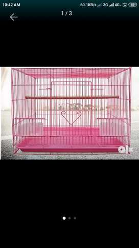 Big size cage 15 days used