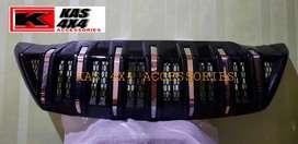 Grill apollo fortuner 2012 apollo style import quality