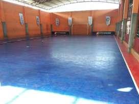 Disewakan Lapang Futsal untuk Toko & Bengkel Sepeda
