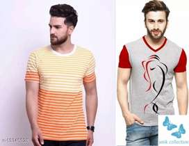 2 peace Tshirt Only 500/- cod and free delivry