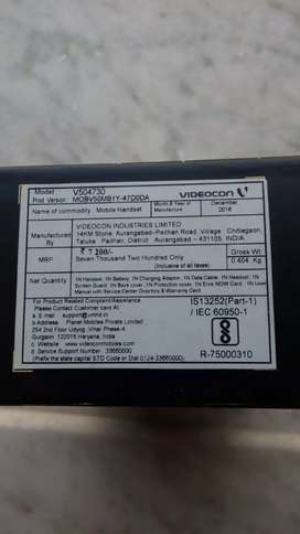 Videocon smartphone sell