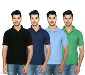 Rs. 720 Only         Combos offer Attractive Tshirt 4 Pieces of Man's