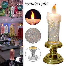 Electric Candle Light Lamp