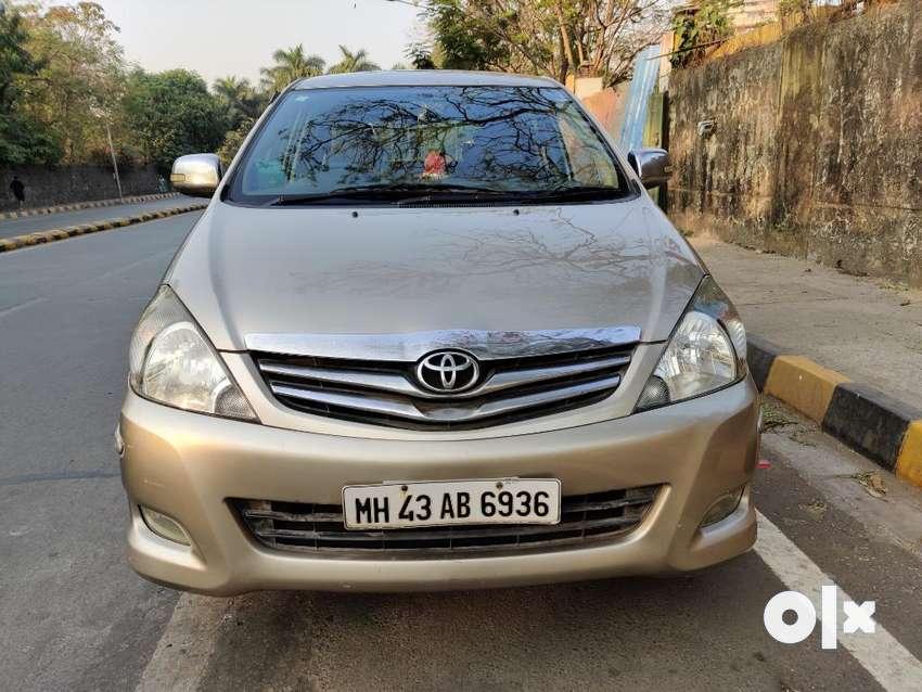 Toyota Innova 2.5 G4 8 STR, 2010, Diesel 0