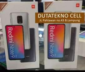 Redmi Note 9 Pro 8/128 Garansi Resmi Xiaomi (Bonus TG) ram 8 128