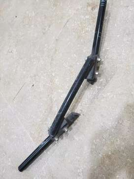1000Rs cafe Racer bike handle only 2 months used