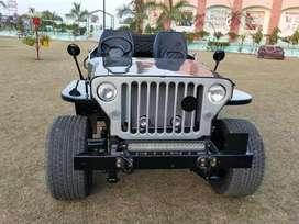 Kishore chand jeeps
