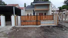 Rumah BARU Strategis dekat Lottemart Maguwoharjo. View Sawah Asri