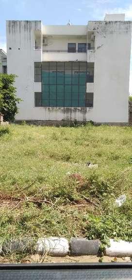 West facing 100 gaj plot for sale