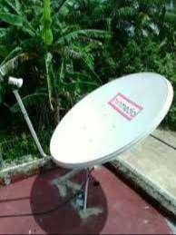 pasang parabola mini siaran lokal lengkap