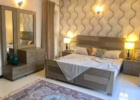Par day and short time available one Bedroom Apartments  Bahria ph 4