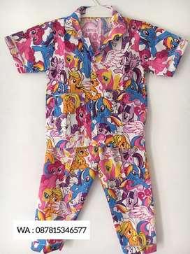 Piyama dan Dress Anak