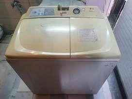 LG 6.5 Kg Semi Automatic Washing machine - working condition