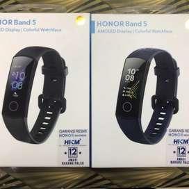 Honor Band 5 Smartband Blood Oxygen Heart Rate - Garansi Resmi