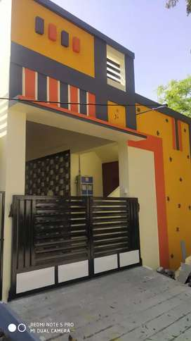 MURALI NEW 3 BHK TWO PORTION RENTAL INCOME HOUSE SALE in VILLAKURCHI