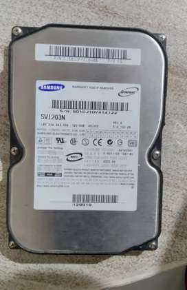 Samsung Spinpoint V80 SV1203N 120GB Internal  (SV1203N) HDD