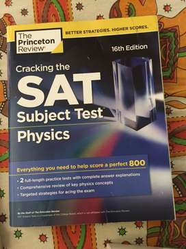 SAT Subject Test - Physics - The Princeton Review