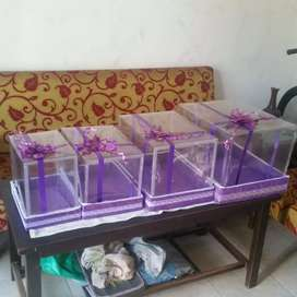 Kotak hantaran Pernikahan 150.000