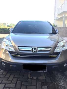 Honda CR-V 2009 Manual (M/T) Abu-abu Metalik (Modif)