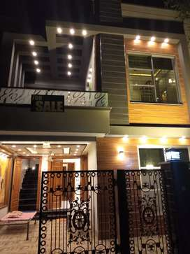 5 Marla Brand New Double Unit House Available in Bahria Town Lahore
