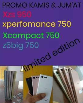 Xperia handphone Sony