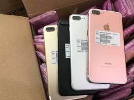 I phone 7 plus 128gb official PTA APPROVED