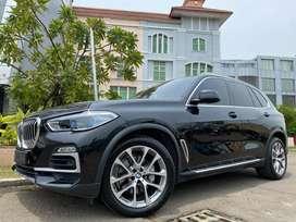 BMW X5 4.0 X-Drive 2019 Nik19 New Model G05 with iDrive-7 (i7) Black