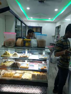 Good running  Shop (sweets and bakery and also dry fruits)