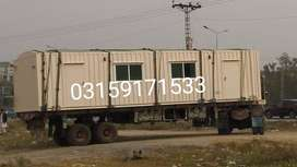 shower container, security guard cabins