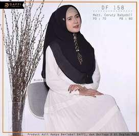 Hijab Daffi Kode DF 158