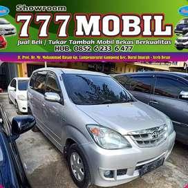 Toyota Avanza G 2010 bisa proses kredit bisa tukar tambah showroom 777