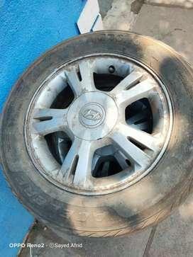 i20 Asta  mag wheel good condition