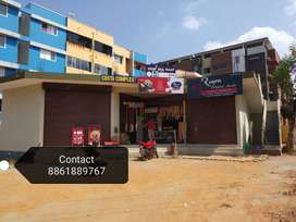 650 sft and 170 sft shops for rent