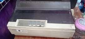 Mesin printer epson LX-300+II