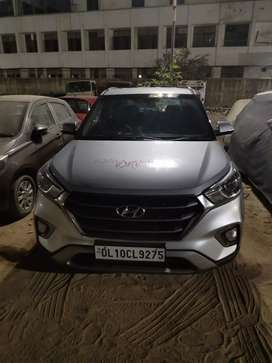 Hyundai Creta 2019 Diesel Well Maintained