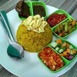 Catering nasi minyak rumahan