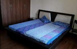 Flat available in very good condition